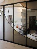 5-и дверный шкаф с радиусами
