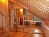 Встроенные шкафы для мансарды II