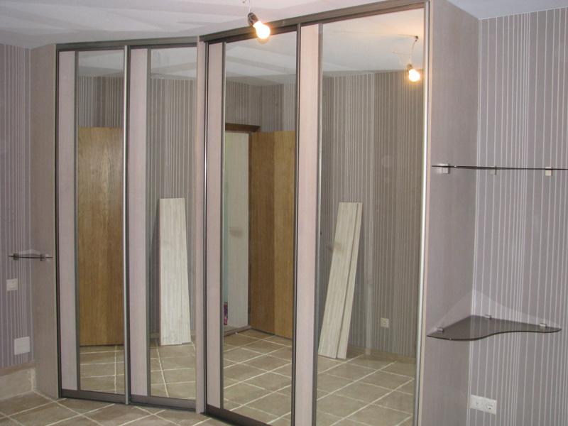 Шкафы купе в смоленске фото